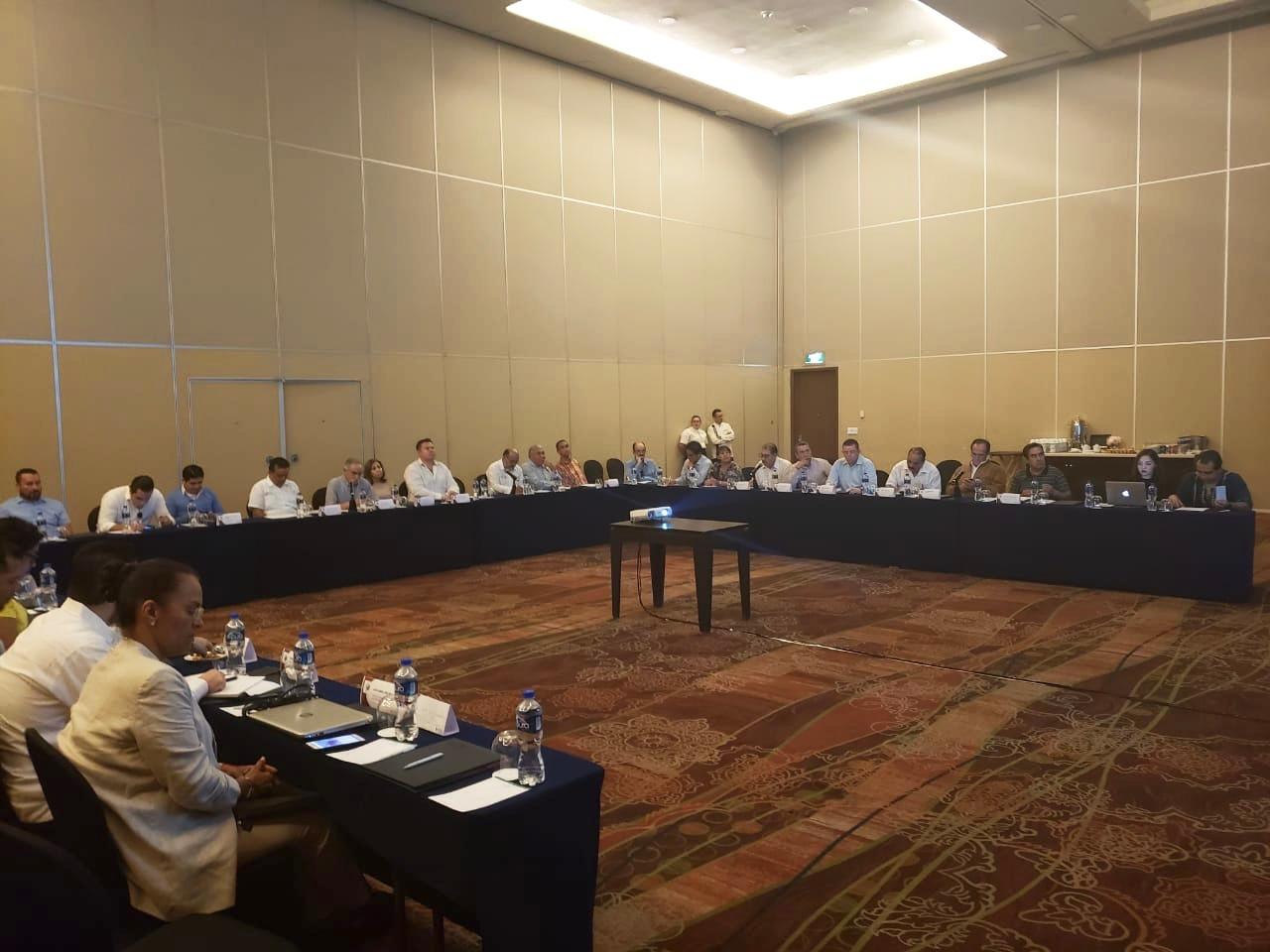 Concluye reunión de Fiscales Electorales
