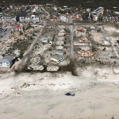 DEVASTA HURACÁN A FLORIDA: 'Michael' muestra su furia a EU y causa al menos 7 muertes y daños millonarios