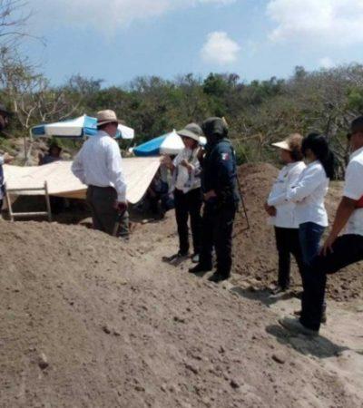 Podrían encontrar hasta 500 nuevas fosas, según datos enviados de forma anónima a colectivo en Veracruz