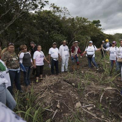 Prepara colectivo búsqueda de fosas en zona portuaria de Veracruz; prevén hallar 300 cuerpos