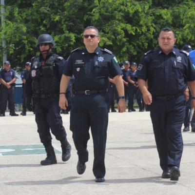 Se reúne Capella con el encargado de despacho de Seguridad Pública en Solidaridad