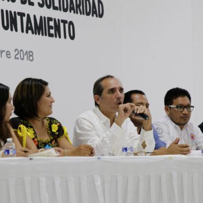 Beneficiará Ayuntamiento de Solidaridad a más de 50 mil estudiantes en todo el municipio