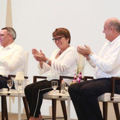 Reconoce Laura Beristaín la aportación de la hotelería en el liderazgo turístico de la Riviera Maya