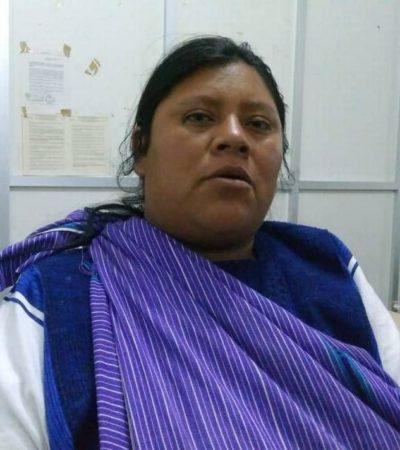 Golpean a síndica tsetsal de Chiapas para evitar que tome posesión de su cargo
