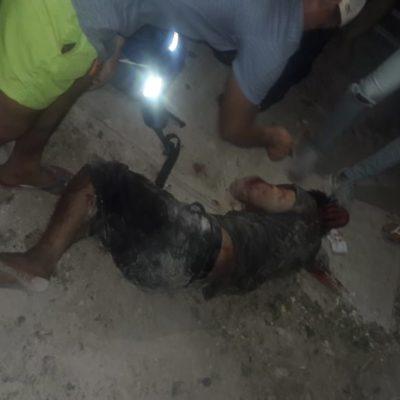 Intentan linchar a ladrón en Chetumal