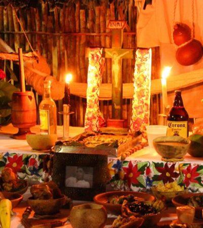 Invita Yucatán al Paseo de las Ánimas por el Día de Muertos, entre el 24 de octubre y el 2 de noviembre