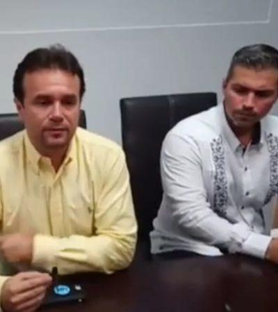 Activan operativo en Cozumel por la depresión tropical