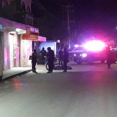 DOCE DISPAROS CERCA DE LA ACADEMIA DE LA POLICÍA: Tras el desfile militar, una nueva ejecución en Cancún
