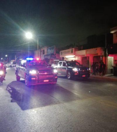 OTRO BALEADO EN LA ZONA DE 'EL CRUCERO': Intentan ejecutar a un joven cerca de donde este mediodía mataron a un hombre e hirieron a un niño en Cancún