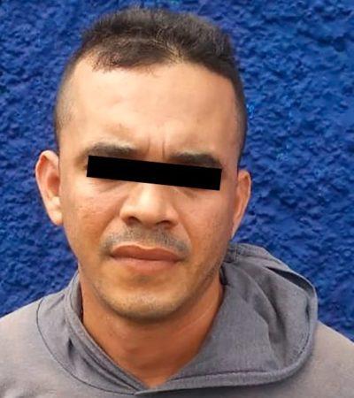 CAE SUPUESTO 'GOTERO' EN CANCÚN: Detienen a colombiano como presunto responsable de homicidio en 'El Crucero'
