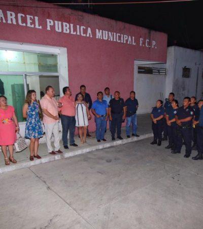 Nombran nuevo alcaide de la cárcel municipal de FCP