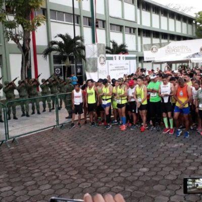 Preparan el sexto medio maratón 'Unidos Somos la Gran Fuerza de México'; en el evento convocado por la Sedena participarán más de mil atletas