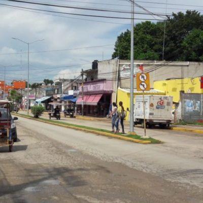 Habitantes de JMM piden que obras del Ayuntamiento contraten albañiles locales