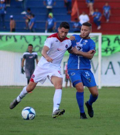 TARDE AMARGA PARA PIONEROS: Cae 3-0 ante el modesto equipo de Yalmakán en la jornada 9 de la Liga Premier