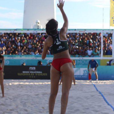 Suiza arruina debut de México en Tour Mundial de Voleibol en Chetumal