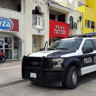 Roban 200 mil pesos en Cozumel cerca de instalaciones navales