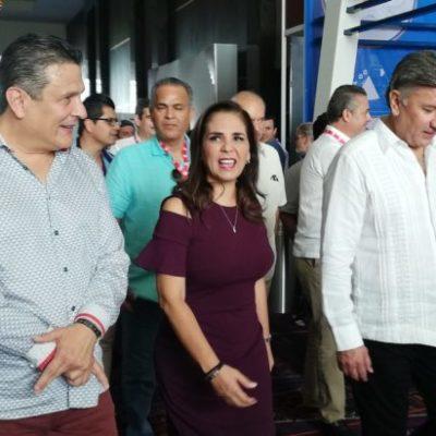 """""""FUI UNA CANDIDATA EXTERNA Y ASÍ TRABAJARÉ"""": Rechaza Mara Lezama afiliación a Morena"""