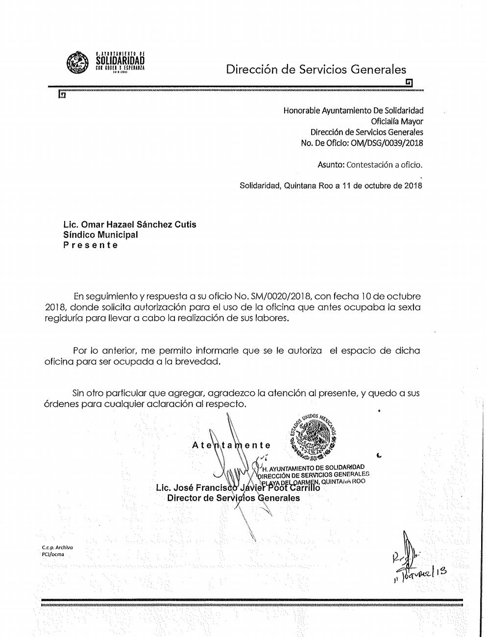 PLEITO POR UNA OFICINA EN LA 'CUARTA TRANSFORMACIÓN': Regidor de Laura Beristaín, fuera de control