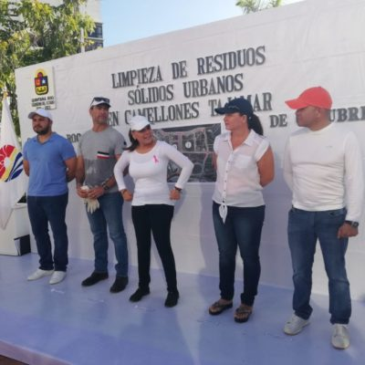 Podría darse la apertura para vehículos en el Malecón Tajamar, tras lograr conciliación con activista de Tajamar