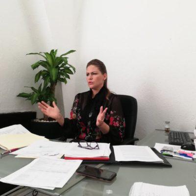 Descalifica Niurka la aprobación del PIA del Ayuntamiento de BJ
