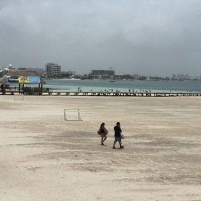 Continúan cerrados puertos a la navegación menor en QR; la Secretaría de Marina y la Capitanía de Puerto monitorean las condiciones hidrometeorológicas