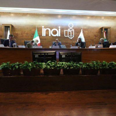 Revierte INAI negativa de PGR para abrir caso Odebrecht y le ordena informar el estatus de la investigación
