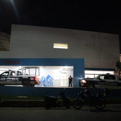 BALEAN A DOS PERSONAS EN IN HOUSE: Ambulancias se niegan a entrar a conflictiva zona de invasión y heridos se trasladan por sus propios medios a hospital en Playa