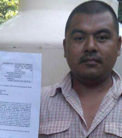 Absuelven a campesino acusado de robar ganado a Julión Álvarez; pasó un año en prisión injustamente