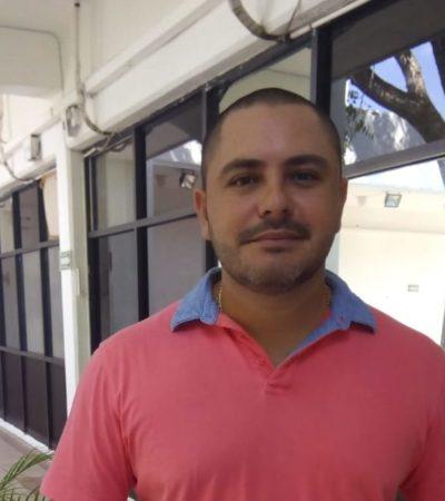 La prioridad es recuperar la seguridad para los cancunenses no cambiarle el nombre al municipio, dice el regidor Issac Janix