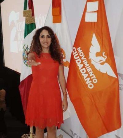 Nombran a Jeanette Ramos coordinadora regional de mujeres del Movimiento Ciudadano