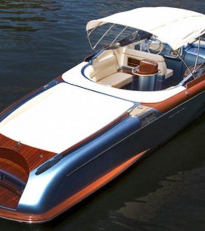 'Pierde' PGR lujosa lancha de los Duarte; la embarcación, modelo 2011, costó 790 mil dólares