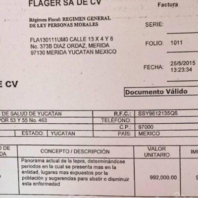 'Enfermaron' a yucatecos para presunto desvío de recursos en gobierno de Zapata Bello