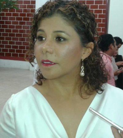 DIPUTADA PRESENTA INFORME: El PRI requiere un líder de tiempo completo, dice Leslie Hendricks