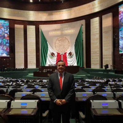 """""""Chetumal tiene las mejores expectativas para crecer y resurgir"""", dice Luis Alegre de la instalación de la Sectur en la capital de QR"""