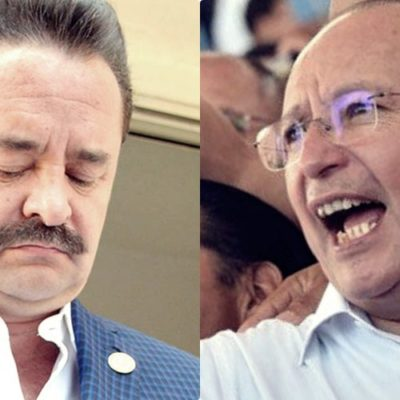 """""""ESTÁ MÁS QUEMADO QUE EL SARTÉN"""": """"Vino a pasear"""", critica Mario Machuca falta de trabajo político de delegado nacional priista"""