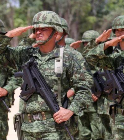 Estudiantes serán invitados especiales en el desfile de presentación del arribo de la Policía Militar a Cancún