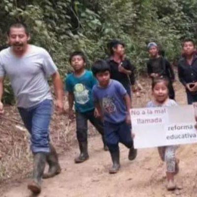 Asesinan a tiros a maestro en Yajalón, Chiapas; CNTE anuncia paro y marcha para exigir justicia