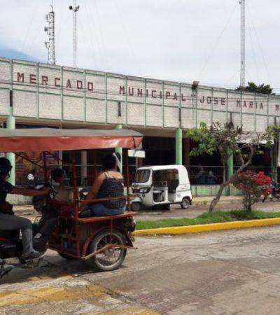 Ante falta de fondos municipales, locatarios del mercado de JMM invertirán en infraestructura