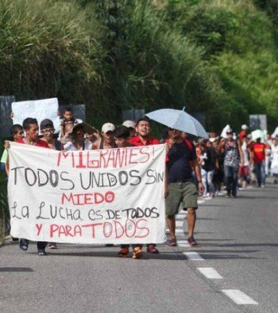 Detienen al activista migrante Irineo Mujica en Chiapas; presuntamente causó daños a propiedad federal