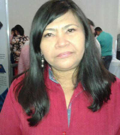 """Debe actuarse conforme a la ley en la """"Estafa Maestra"""", dice la diputada Mildred Ávila"""