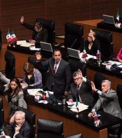 Propone Morena que Presidente en funciones pueda ser juzgado por corrupción o delitos electorales