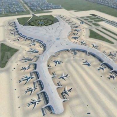 Reavivan asesores de AMLO la oferta aeroportuaria de Querétaro, Toluca y Puebla como plan 'C' al NAICM