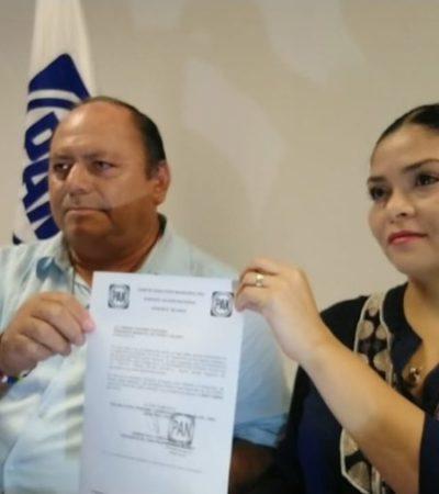 Anuncian panistas que procederán legalmente por nepotismo en OPB