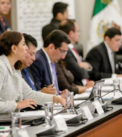 Aprueba Senado abrir servicios aéreos entre México y tres países de Medio Oriente