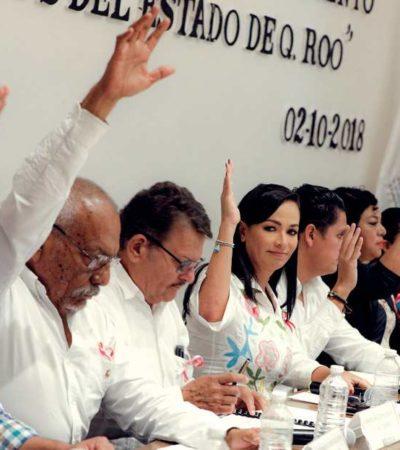 Aprueba Cabildo de Puerto Morelos integración de comisiones ordinarias