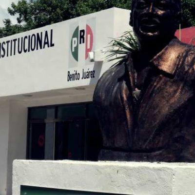 SE BUSCA LÍDER PARA UN PARTIDO EN CRISIS: Tras renuncia de René Sansores, la próxima semana comenzará proceso para elegir dirigente provisional en el PRI de Cancún