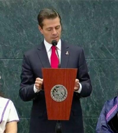 Continuará construcción en Texcoco hasta el 30 de noviembre; luego, a pagar indemnizaciones, dice Peña