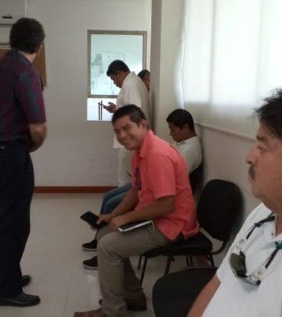 Avanza proceso contra 'El Pío', líder de ambulantes que realizaron de vandalismo en Akumal, al intentar abrir un acceso público en predio privado