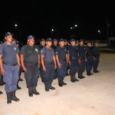 EL 'TEMIBLE' ESCUADRÓN DE KANTUNILKÍN: Policías, sin gasolina para ir a Ignacio Zaragoza