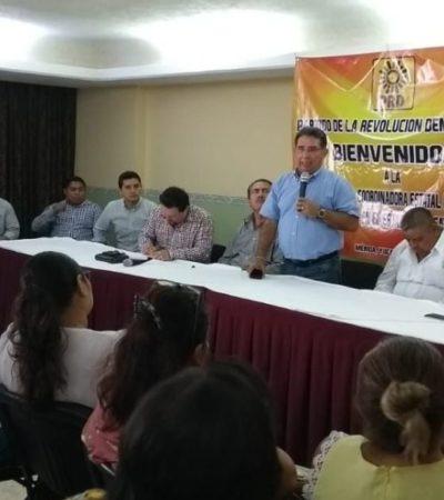 'Pelearan' recursos nueve alcaldes perredistas de Yucatán ante recortes de Vila y austeridad de AMLO